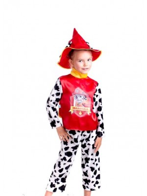 Детский костюм мультяшного персонажа Маршалл (Щенячий патруль)
