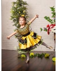 Карнавальное платье для девочки Пчелка