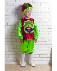 Карнавальный костюм Буряка Бурячка