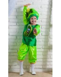Карнавальный костюм Огурца Огурчика Огурец