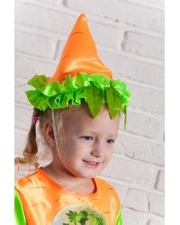 Карнавальный костюм Морковки Моркови