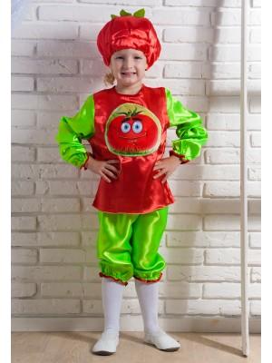 Карнавальный костюм Помидора Помидорчика