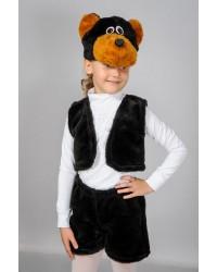 Детский карнавальный костюм Медведь Мишка Медвежонок