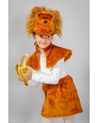 Детский карнавальный костюм Обезьяна