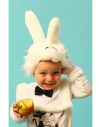Карнавальный костюм Заяц Зайчик (маска-плюс)
