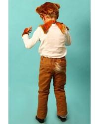 Карнавальный костюм Медведь Мишка Медвежонок (маска-плюс)