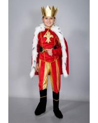 Детский карнавальный костюм Король Царь