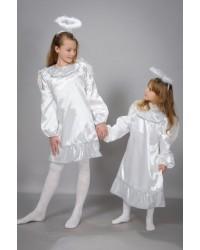 Детский карнавальный костюм Ангел Ангелок Ангелочек