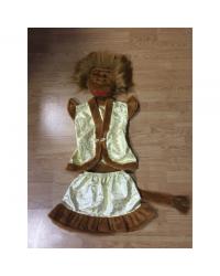 Детский карнавальный костюм Обезьяна Мартышка Макака парча