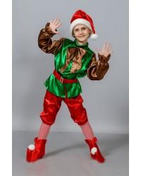 Детский карнавальный костюм Лесной гном