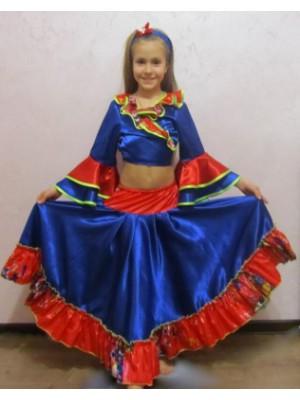 Карнавальный костюм Цыганочки