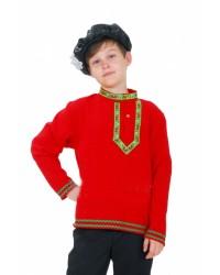 Рубаха народная льняная (110-152)