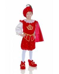 Костюм Принца в красном (110-140)