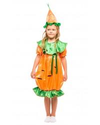 Костюм Морковка Морковь для девочки