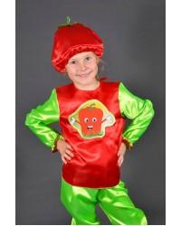 Карнавальный костюм Перец Перчик сладкий