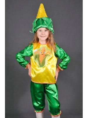 Карнавальный костюм Кукурузка Кукурузка