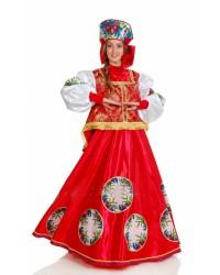 Костюм Боярыни