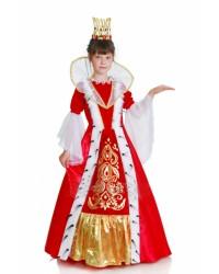 Костюм Королевы Франции