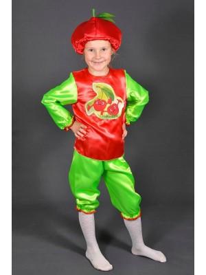 Карнавальный костюм Вишня Вишенка