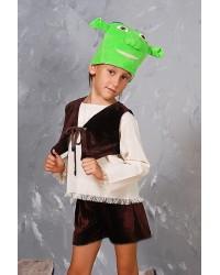 Детский карнавальный костюм Шрек