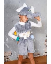 Детский карнавальный костюм Слон Слоник