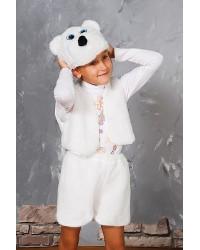 Детский карнавальный костюм Умка Мишка