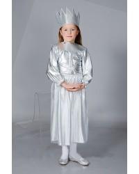 Детский карнавальный костюм Снежная королева