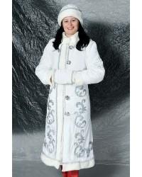 Карнавальный костюм Снегурочка взрослый