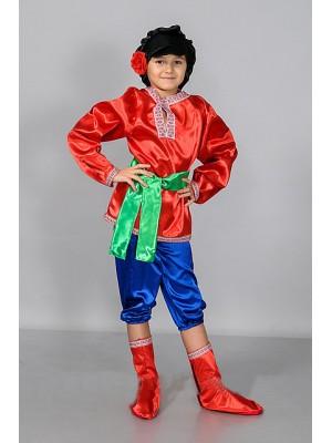 Детский карнавальный костюм Иванушка
