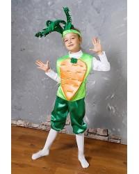 Карнавальный костюм Морковка Морковь