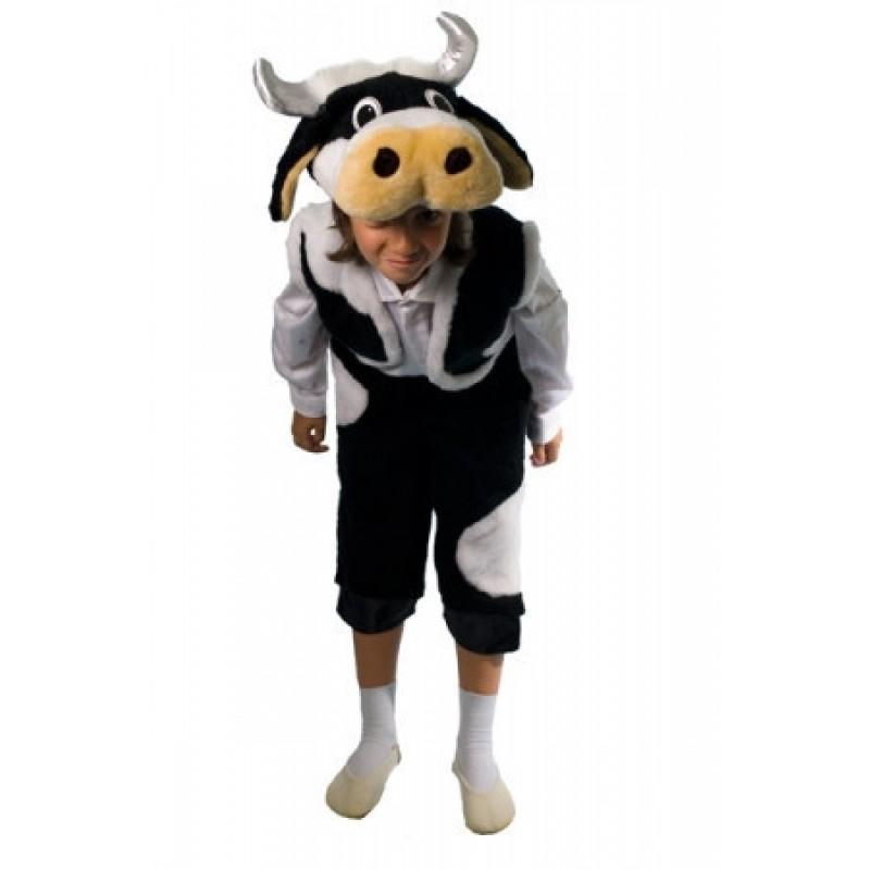 Карнавальные костюм коровы своими руками 34