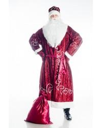 Костюм Деда Мороза (каракуль)