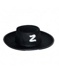Шляпа Зорро мститель