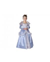 Карнавальный костюм Принцесса в голубом