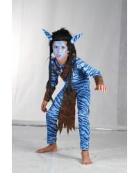 Карнавальный костюм Аватар (мальчик)