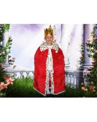 Карнавальный костюм Король Принц