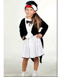 Костюм Пингвина (девочка)
