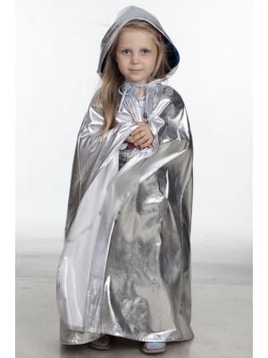 Плащ для детей (серебро)