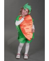Костюм Морковь Морковка