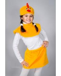 Детский карнавальный костюм Цыпленок курочка