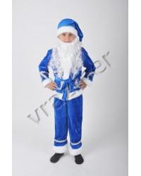 Карнавальный костюм Дед мороз Санта Клауз Гном (подростковый)