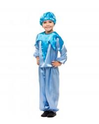 Карнавальный костюм Капельки, Облачка, Тучки, Ручейка для мальчика