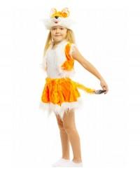 Карнавальный костюм Лисички Лиса Лисичка