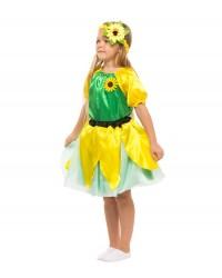 Карнавальный костюм Подсолнуха