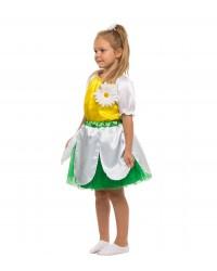 Карнавальный костюм Ромашка для девочки