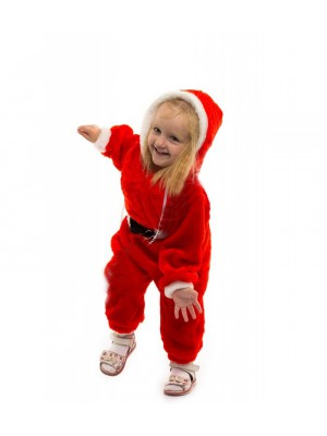 Карнавальный костюм Санта малыш