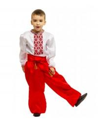 Костюм Украинец, украинца козака, украинский национальный костюм