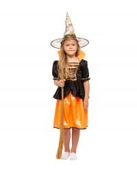 Карнавальный костюм Ведьмы Ведьмочки