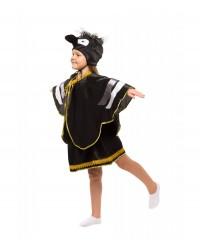 Карнавальный костюм Ворона для девочки