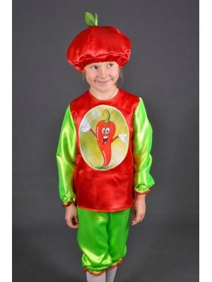 Карнавальный костюм Перец Перчик Чили